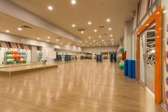 Фотосъемка в фитнес-центре