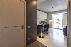 Квартира 1-комнатная студия