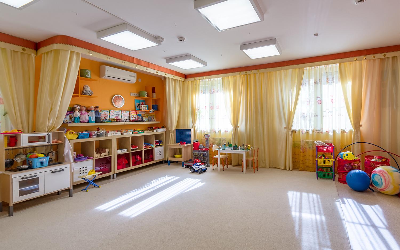 Фотосъемка в детском садике Любимчики